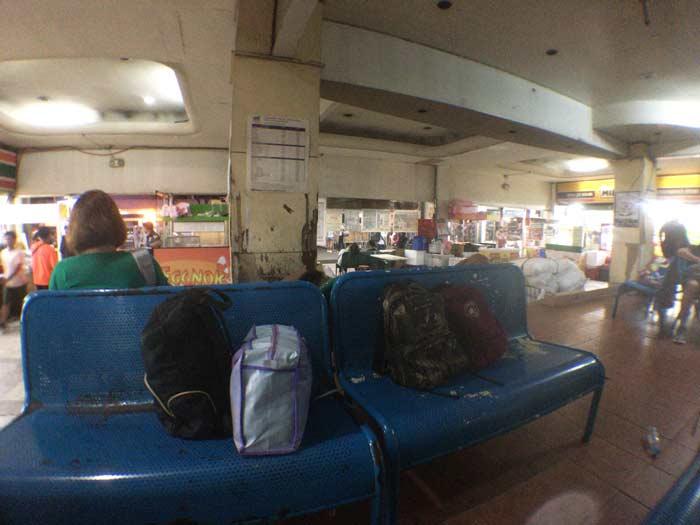 マニラ バスターミナル
