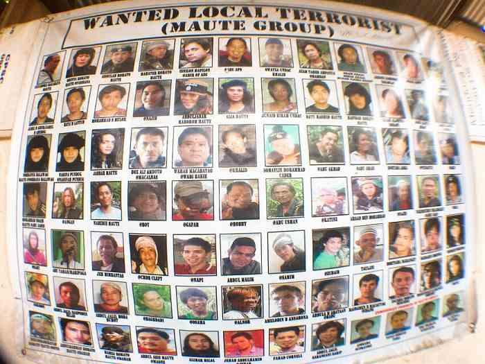 フィリピン テロリスト
