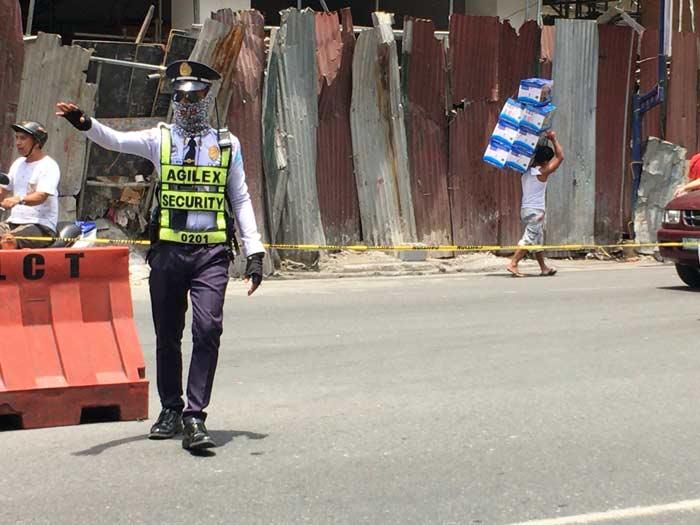 フィリピン 警察官