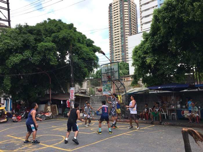 フィリピン バスケットボール