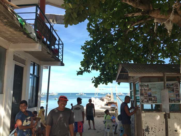 フィリピン マラパスクア島