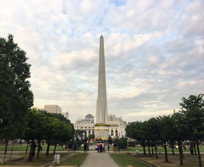 ヤンゴン マハバンドゥーラ公園