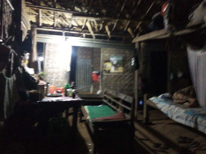 ミャンマー 民家