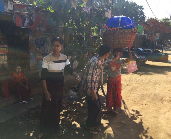 ミャンマー 風景