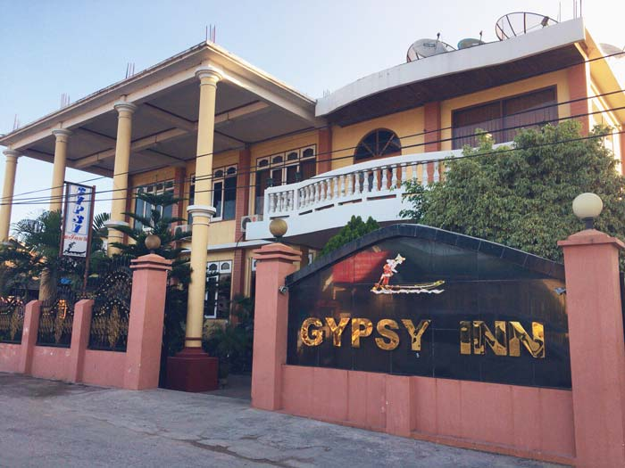 インレー湖 GYPSY INN