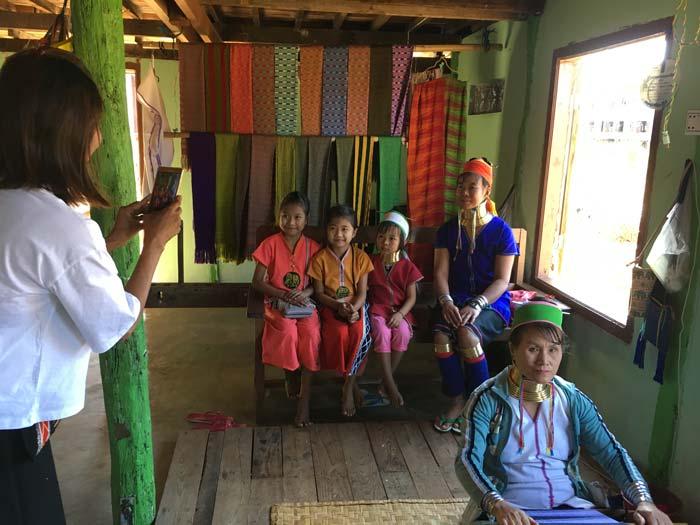 カヤン族 ミャンマー