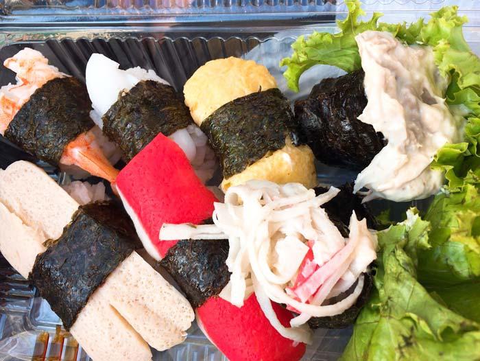 ミャンマー寿司