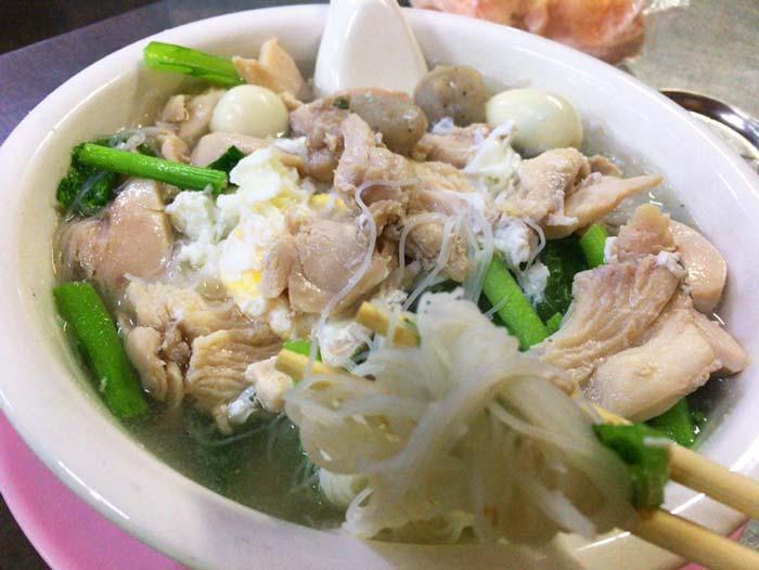 ミャンマー中国料理