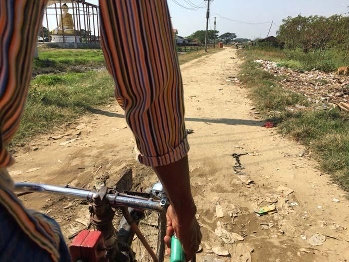 DALA 自転車タクシー