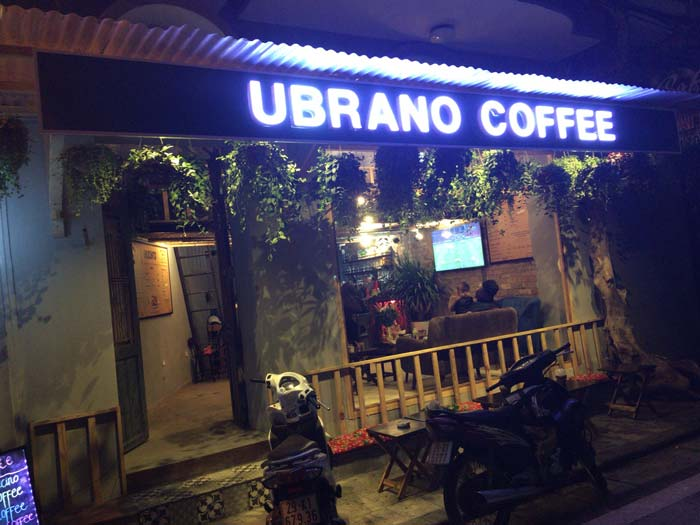 UBRANO COFFEE