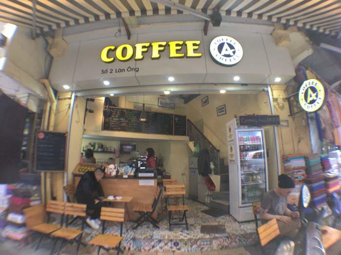 COFFEE A ハノイ
