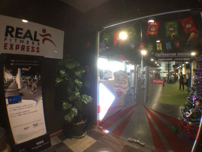 Real Fitness Express