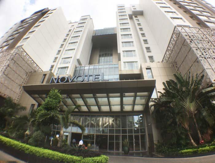 Novotel Yangon Max