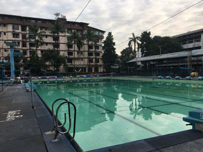 Yangon National Swimming Pool