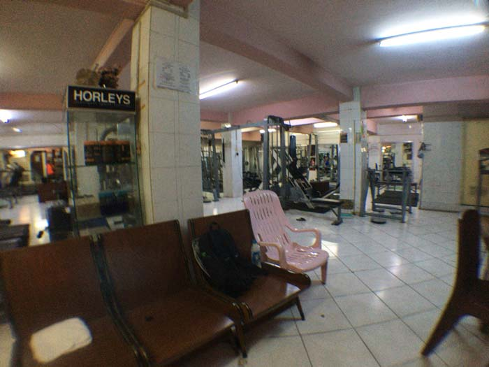 Royal Gold Gym Yangon