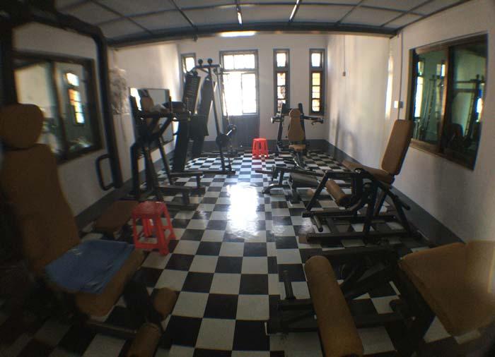 Yangon パーソナルトレーニング