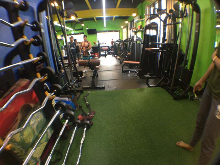 BIG BOX Gym Yangon
