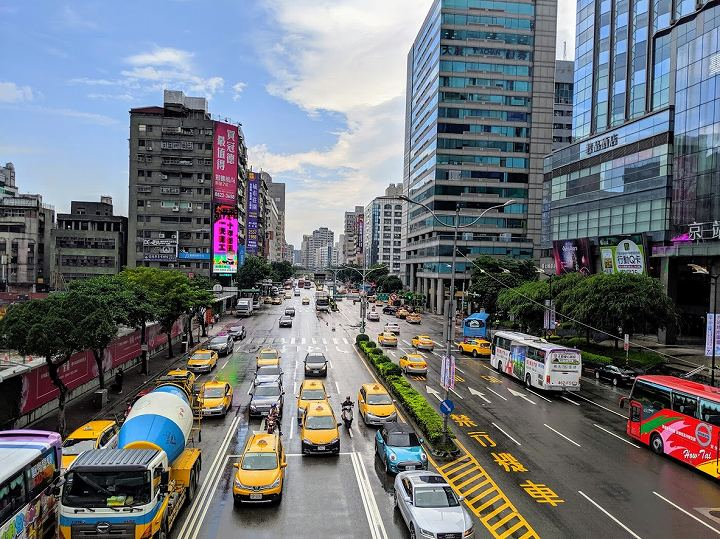 台北 風景