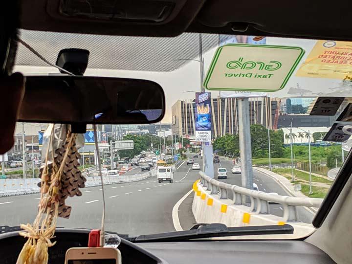マニラ 高速道路