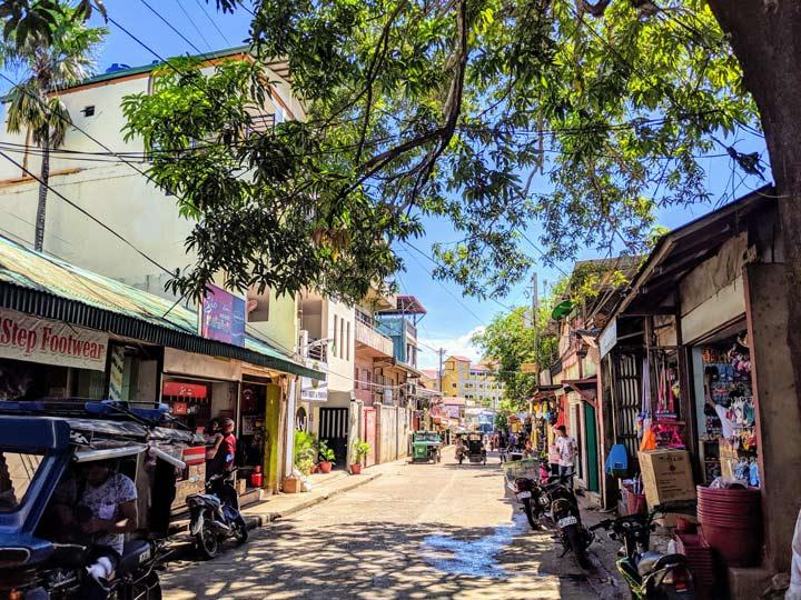 フィリピン ブスアンガ島