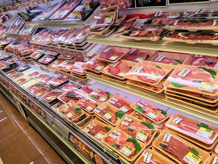 ロピア東村山 お肉