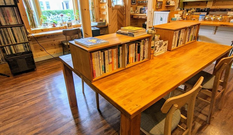 Soundy テーブル