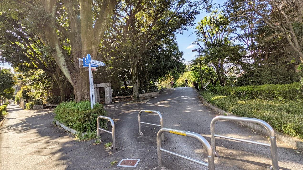 UberEats配達員 サイクリング